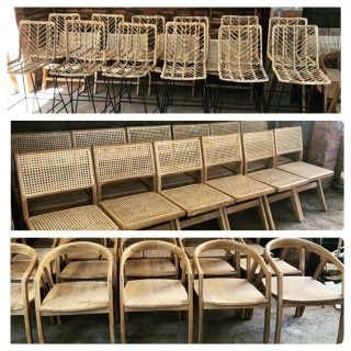 All those beauties and more ready to ship to the secret of ogimi, we can't wait to get them, pure natural teakwood and rattan .....#Rattandesign#Rattandecoration#Rattanfurniture#Rattanchair#Bohodecorations#Bohointeriors#Ibizastyle#Ibizavibes#Thesecretofogimi🏄🏻♂️🏄🏻♂️🏄🏻♂️